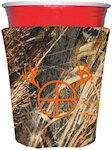 Mossy Oak TM Collapsible Solo Style Cup Coolie